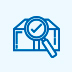 Processed products inspection icon