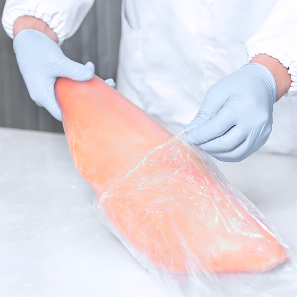 Packaging fish products