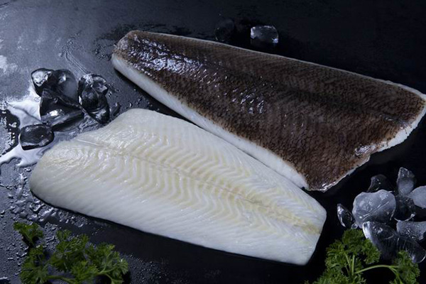 Frozen Fish Seafood Arrowtooth Flounder Fillets