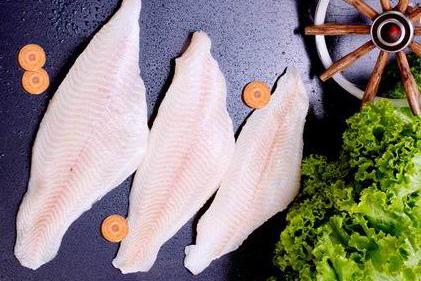 Frozen Fish Seafood Channel Catfish Fillets