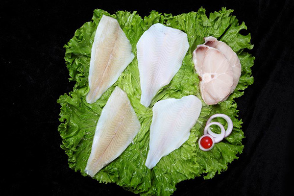 Frozen Fish Seafood Yellowfin Sole Blueshark Steak